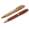 Classic Wood Laser Engraved Pen