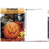Pumpkin Custom Printed Seed Packets