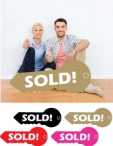 SOLD Photo Prop Signs