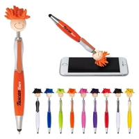 MopToppers Screen Cleaner Stylus Pen with Tie