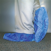 Non-Slip Disposable Shoe Covers - Pack of 50 Pairs