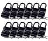 ShurLok Lock Box - Black - Case of 12