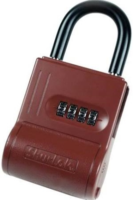 ShurLok Lock Box - Red