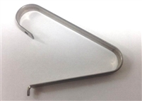Safety Pin Clip for Signs and Sign Riders