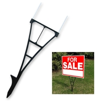 Spider Stake Sign Holder