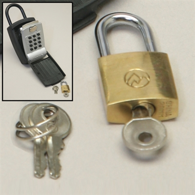 Padlocks for KeyGuard Pro