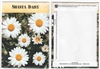 Shasta Daisy Flower Seed Packets - Blank