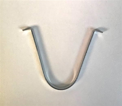 U Shaped Clip for Vinyl Sign Post