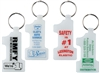 #1 Tuff Hot Stamped Key Chains