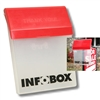 INFOBOX Outdoor Brochure Holder