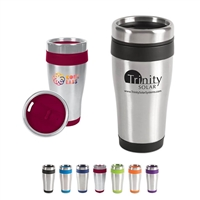 16 oz. Travel Double Wall Tumbler