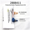Minn Kota potentiometer replacement kit