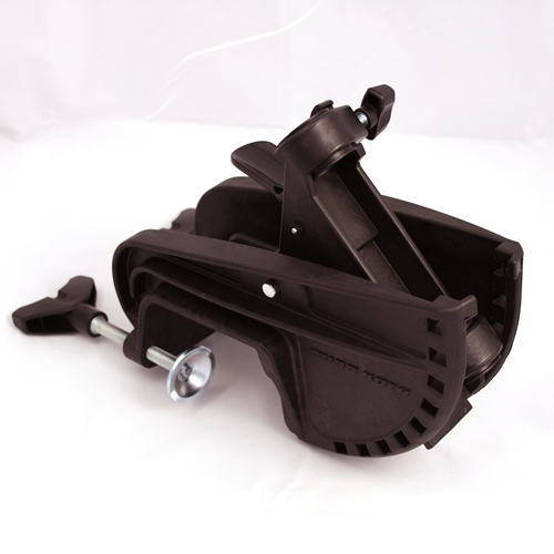 MINN KOTA PLASTIC TRANSOM MOUNT BRACKET AND HINGE ASSEMBLY FOR ENDURA AND  POWER MAX MOTORS