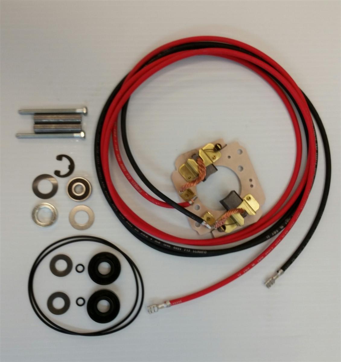 minn kota trolling motor wiring harness minn kota terrova 24 and 36 volt lower unit brush kit  minn kota terrova 24 and 36 volt lower