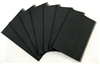 Premium Black Bibs By BlakCat (Case of 500)