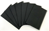 Premium Black Bibs By BlakCat (50 Pack)