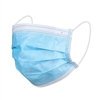 Blue Ear Loop Facemasks (Bag of 50)