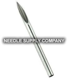 13 Gauge Hollow Body Piercing Needles (Box of 100)