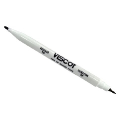 Twin Tip Surgical Marker By Viscot (Non-Sterile)