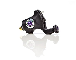 Bishop V6 Rotary (Matte Black) (RCA/3.5 Stroke)