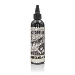 Nocturnal Tattoo Ink - Super Black (1 oz)