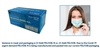 Adenna Earloop Face Masks - Blue (Box of 50)