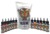 Solid Tattoo Ink - Chris Garver Color Set (1 oz)