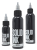 Solid Tattoo Ink - Matte Black (2 oz)