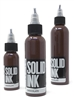 Solid Tattoo Ink - Chocolate (1 oz)