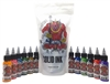 Solid Tattoo Ink - Horitomo Color Set (1 oz)