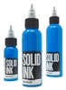 Solid Tattoo Ink - Nice Blue (1 oz)