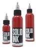 Solid Tattoo Ink - Super Red (1 oz)