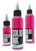 Solid Tattoo Ink - Fuchsia (1 oz)