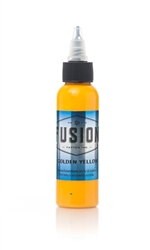 Fusion Tattoo Ink - Golden Yellow (2 oz)