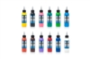 Fusion Tattoo Ink - 12 Color Sample Pack (2 oz)