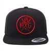 NSC '05 Borboa RED Badge Snapback Hat