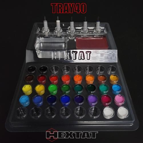 HEXTAT Disposable Trays (Box of 20)