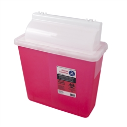 5 Quart Sharps Container By Dynarex