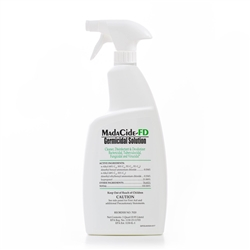 1 Quart Spray Bottle of Madacide