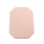 "A Pound Of Flesh - 11x9"" Octagon Plaque (PINK TONE)"