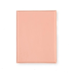 "A Pound Of Flesh - 11x9"" Rectangle Plaque (PINK TONE)"