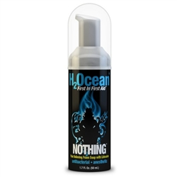 H2Ocean Nothing Numbing Foam Soap (1.7 oz)