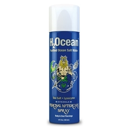 H2Ocean Piercing Aftercare Spray (4 oz)
