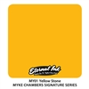 Eternal Yellow Stone Tattoo Ink 2 Ounce