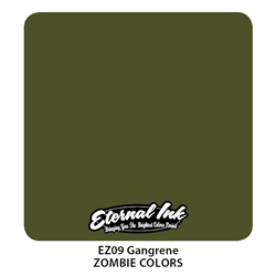 Eternal Gangrene Tattoo Ink 1 Ounce