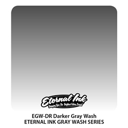 Eternal Darker Graywash Tattoo Ink 2 Ounce