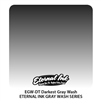 Eternal Darkest Graywash Tattoo Ink 1 Ounce