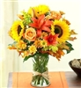 Medium Mixed Fall Arrangement