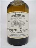 Berthet-Bondet. Chateau Chalon 2004 620ml