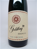Van Volxem. Riesling 'Goldberg' 2011 750ml